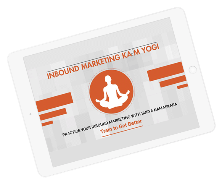 Download 12 Awesome Inbound Marketing Lessons Driven by Yoga (Surya Namaskara)