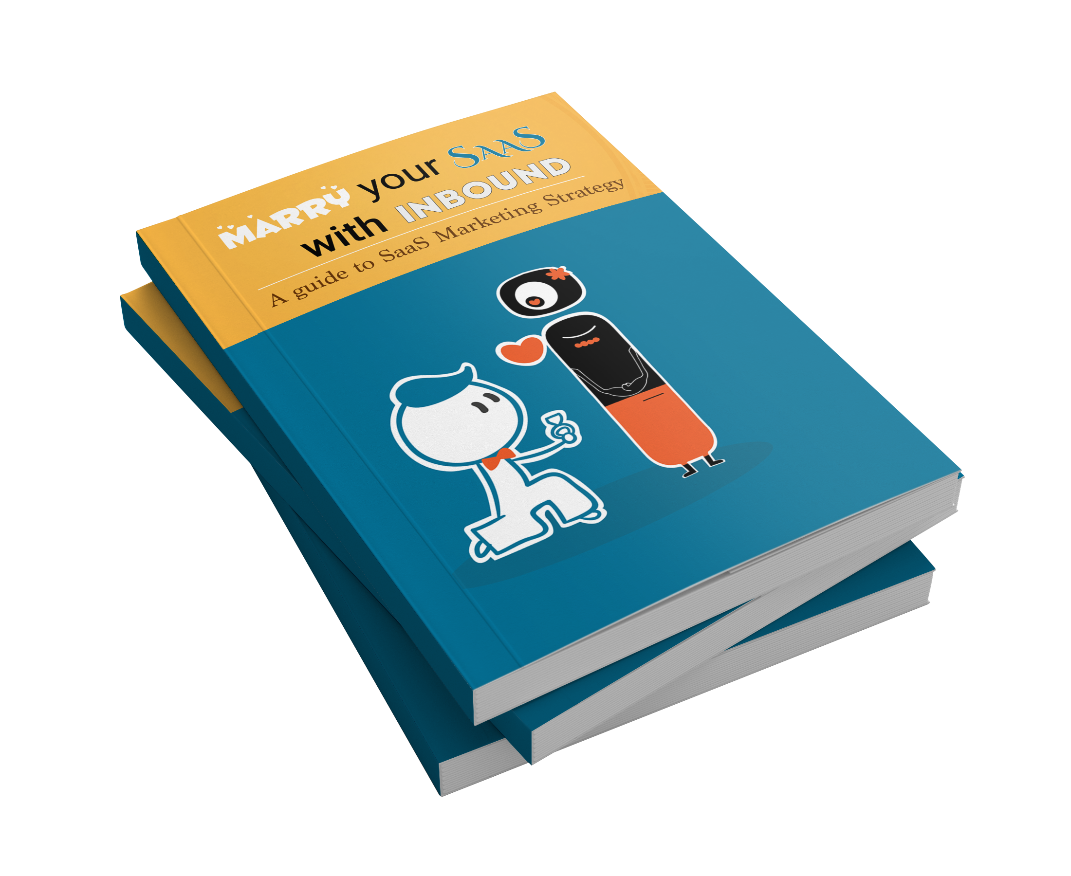 SaaS Marketing guide e-book